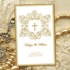 make your own wedding program catholic wedding program vienna gold 8 5 x 11 by weddingtemplates