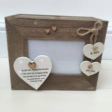 Shabby Chic Wedding Gifts by Personalised Chic Wedding Gift Bride From Bridesmaid Or Friend Box