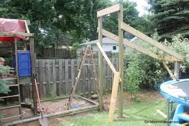 Build Your Own Backyard by Remodelaholic How To Build Your Own American Ninja Warrior