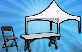 tent table and chair rentals party and bounce house rentals serving chicago area
