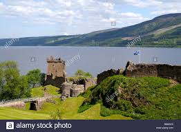 urquhart castle famous castle ruins on loch ness scotland great