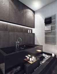 Black Modern Bathroom Top 60 Best Modern Bathroom Design Ideas For Next Luxury