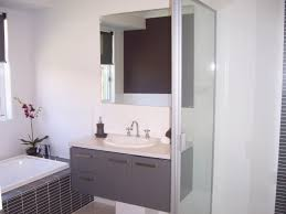neat design 6 how to make a small bathroom work black and white