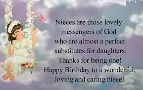 birthday wishes for niece happy birthday messages quotes sms cards