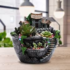 mini plants bestoyard plants pot creative plants pot mini fairy garden and sweet