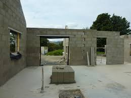 concrete block house block house blog archives house self build