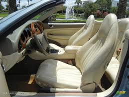 oatmeal interior 1997 jaguar xk xk8 convertible photo 64532091
