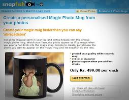 personalized heat sensitive magic coffee mugs online in india
