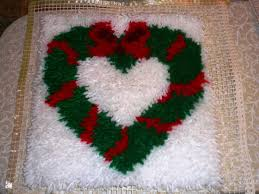 How To Crochet A Rug Out Of Yarn How To Hook A Rug 11 Steps With Pictures Wikihow