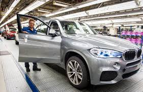 Bmw X5 Generations - production of the third generation x5 sports activity vehicle