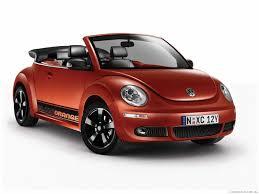 volkswagen beetle red convertible volkswagen beetle blackorange limited edition photos 1 of 11