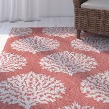 Pink Indoor Outdoor Rug Pink Outdoor Rugs You Ll Wayfair