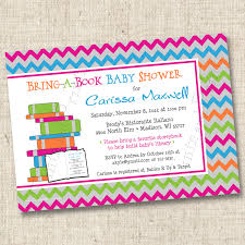 bring a book baby shower invitations theruntime com