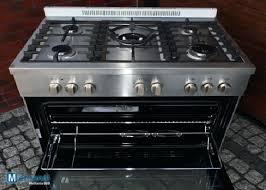 gaz electrique cuisine gaz electrique cuisine piano cuisine gaz piano de cuisson steel