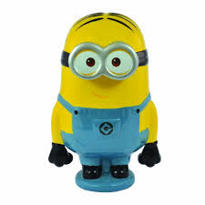 money box despicable me minion shaped money bank gifts kates
