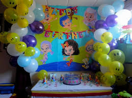decoration for birthday party at home decorating of party