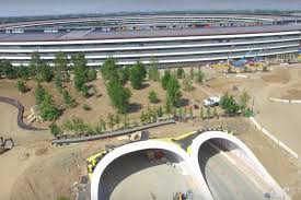 3d Maps Apple Park New Drone Video And 3d Maps Curbed Sf