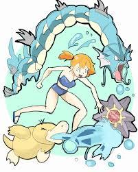 misty pokemon sun and moon by alsanya on deviantart