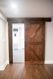 Barn Style Sliding Passage Doors Design Build Pros