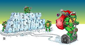 peter laird u0027s tmnt blog blast from the past 331 2003 christmas card