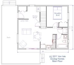 log cottage floor plan 24 u0027x28 u0027 672 square feet