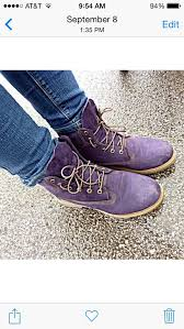womens boots purple shoes boots purple tumble womens timberlands combat boots