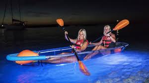 kayak lights for night paddling transparent kayak transparent kayak moreton island tangalooma