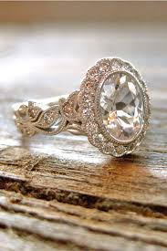 best 25 vintage oval engagement rings ideas on oval - Vintage Oval Engagement Rings