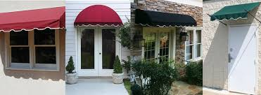 Cloth Window Awnings Sunbrella Canvas Awnings For Windows And Doors 139 U0026 Up Easyawn