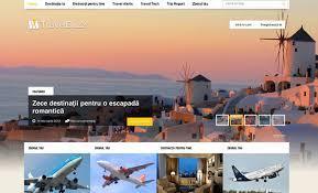 Travel website designing travel management software travel