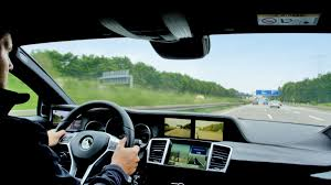 Mirrors For Blind Spots On Cars There Are No Blind Spots U0027 Continental Valeo Work To Cut Side