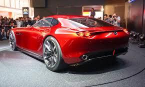 mazda supercar 2015 tokyo motor show mazda rx vision autonxt