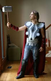 thor costume how to make a thor costume