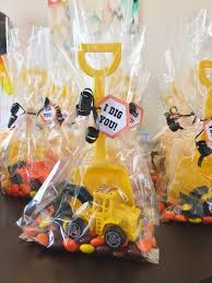 party favors for a construction themed birthday party reese u0027s