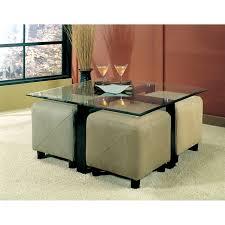 table beautiful glass coffee tables glass display coffee table
