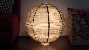 see this cool death star paper lantern floor lamp u2014 geektyrant