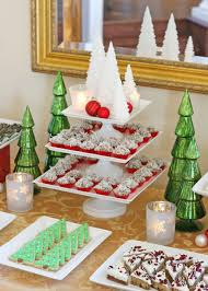 accessories alluring classic holiday dessert table glorious
