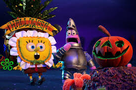 Halloween Town Burbank Ca by Spongebob Squarepants U0027 Getting Stop Motion Treatment For Halloween