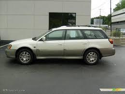 subaru outback white 2001 white frost pearl subaru outback l l bean edition wagon