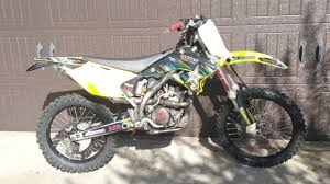suzuki dr250 motorcycles for sale