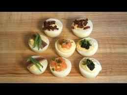 how to canapes how to cook devilled eggs canapes