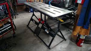 harbor freight welding table harbor freight adjustable steel welding table modern coffee tables