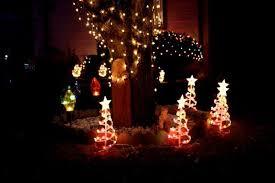 christmas yard christmas yard decorations