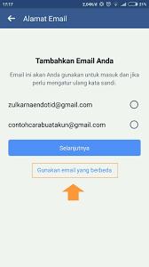 cara membuat akun gmail untuk facebook cara mendaftar facebook lewat hp android menggunakan aplikasi fb