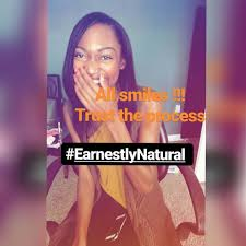 earnestly natural hair care home facebook