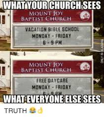 Monday School Meme - 11 hilarious vacation bible school memes that every volunteer will