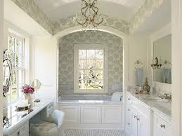 guest bathroom wallpaper ideas home design ideas