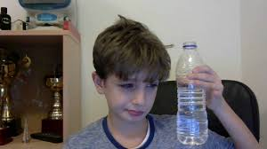 Challenge Water Fail Water Bottle Chugging Challenge Fail