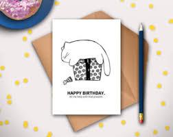 boyfriend birthday card husband birthday card stud muffin