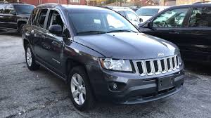 light brown jeep used one owner 2017 jeep compass sport chicago il south